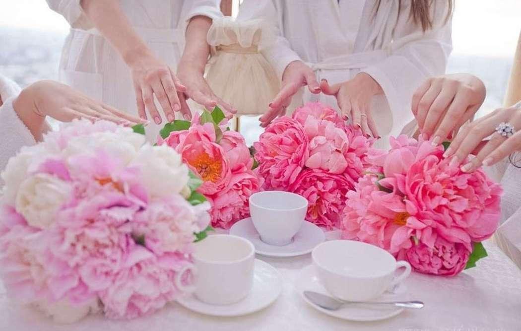 Фото 9438586 в коллекции Цвет свадьбы: Розовый - Свадебное агентство Лантан
