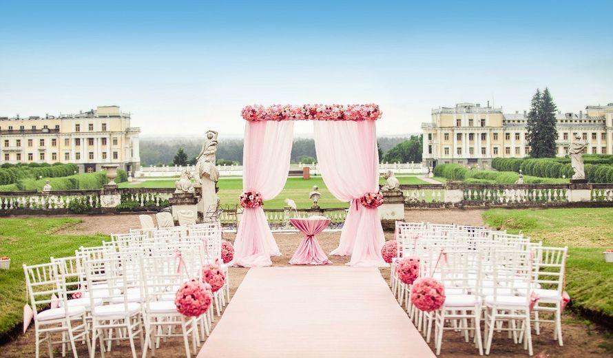Фото 9438606 в коллекции Цвет свадьбы: Розовый - Свадебное агентство Лантан