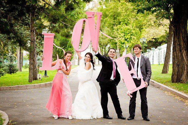 Фото 9438822 в коллекции Цвет свадьбы: Розовый - Свадебное агентство Лантан