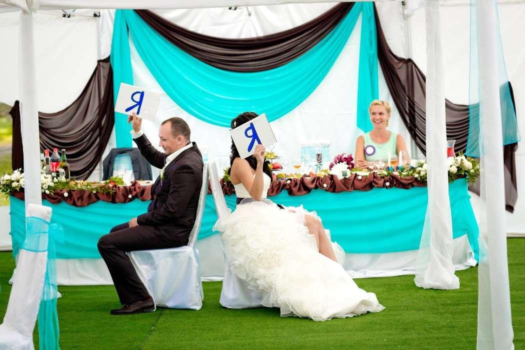 Фото 9439350 в коллекции Цвет свадьбы: Коричневый - Свадебное агентство Лантан