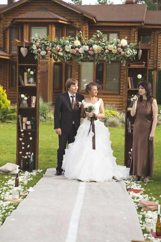 Фото 9439370 в коллекции Цвет свадьбы: Коричневый - Свадебное агентство Лантан