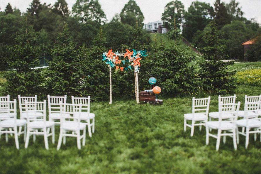 Фото 9440496 в коллекции Цвет свадьбы: Оранжевый - Свадебное агентство Лантан