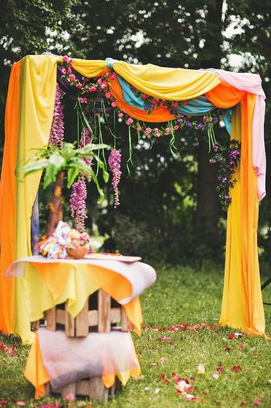 Фото 9440588 в коллекции Цвет свадьбы: Оранжевый - Свадебное агентство Лантан