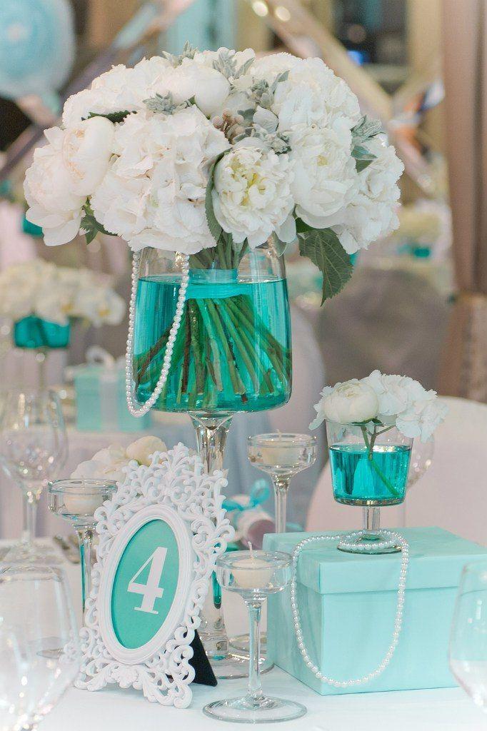 Фото 9443308 в коллекции Стиль свадьбы: Тиффани - Свадебное агентство Лантан