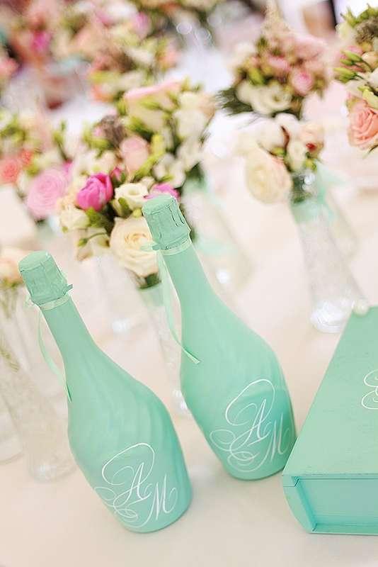 Фото 9443380 в коллекции Стиль свадьбы: Тиффани - Свадебное агентство Лантан