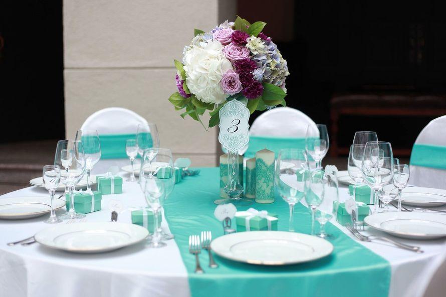 Фото 9443392 в коллекции Стиль свадьбы: Тиффани - Свадебное агентство Лантан