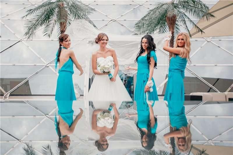 Фото 9443402 в коллекции Стиль свадьбы: Тиффани - Свадебное агентство Лантан