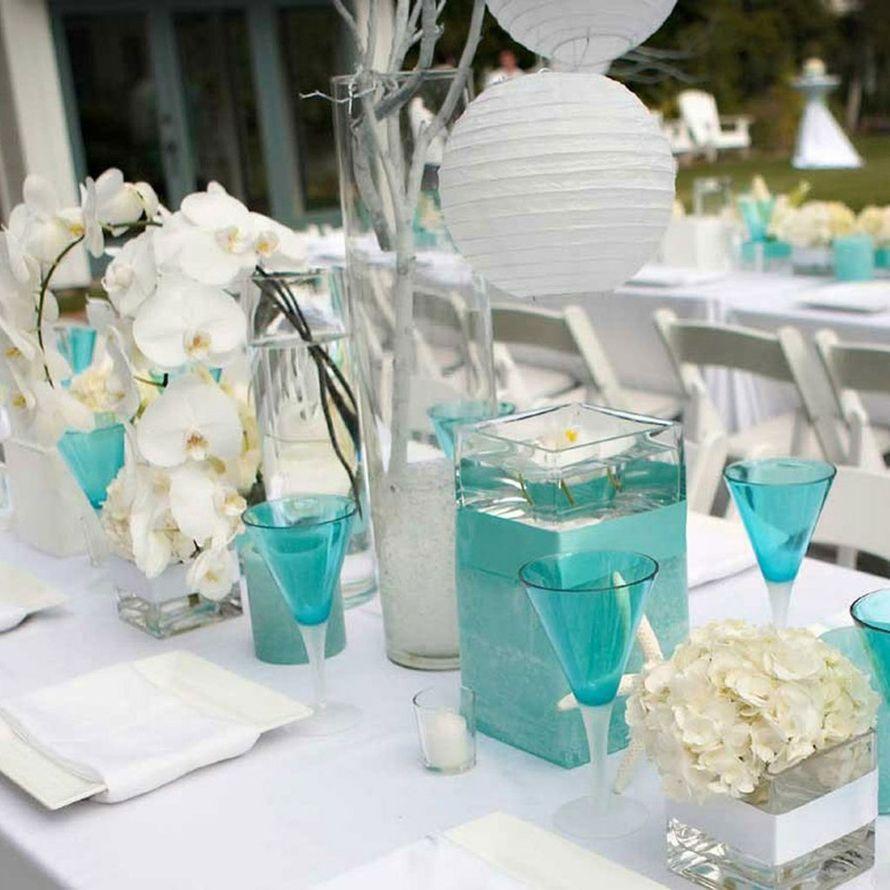 Фото 9443434 в коллекции Стиль свадьбы: Тиффани - Свадебное агентство Лантан