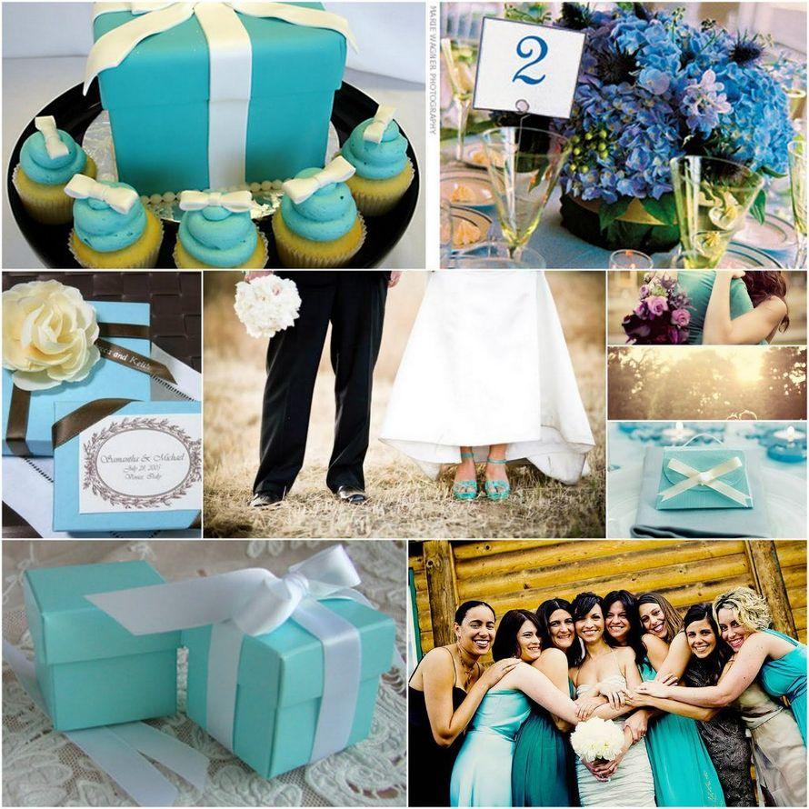 Фото 9443444 в коллекции Стиль свадьбы: Тиффани - Свадебное агентство Лантан