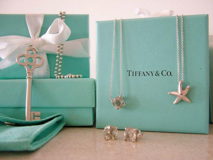 Фирменная упаковка tiffany  co package + box