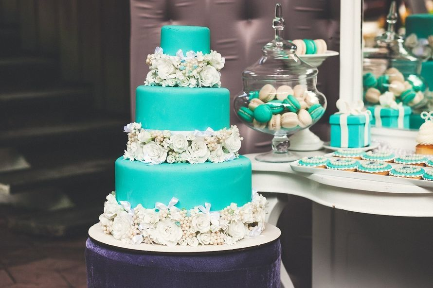 Фото 9443818 в коллекции Стиль свадьбы: Тиффани - Свадебное агентство Лантан