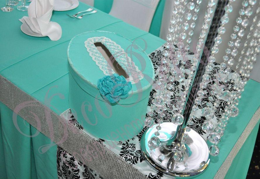Фото 9443822 в коллекции Стиль свадьбы: Тиффани - Свадебное агентство Лантан
