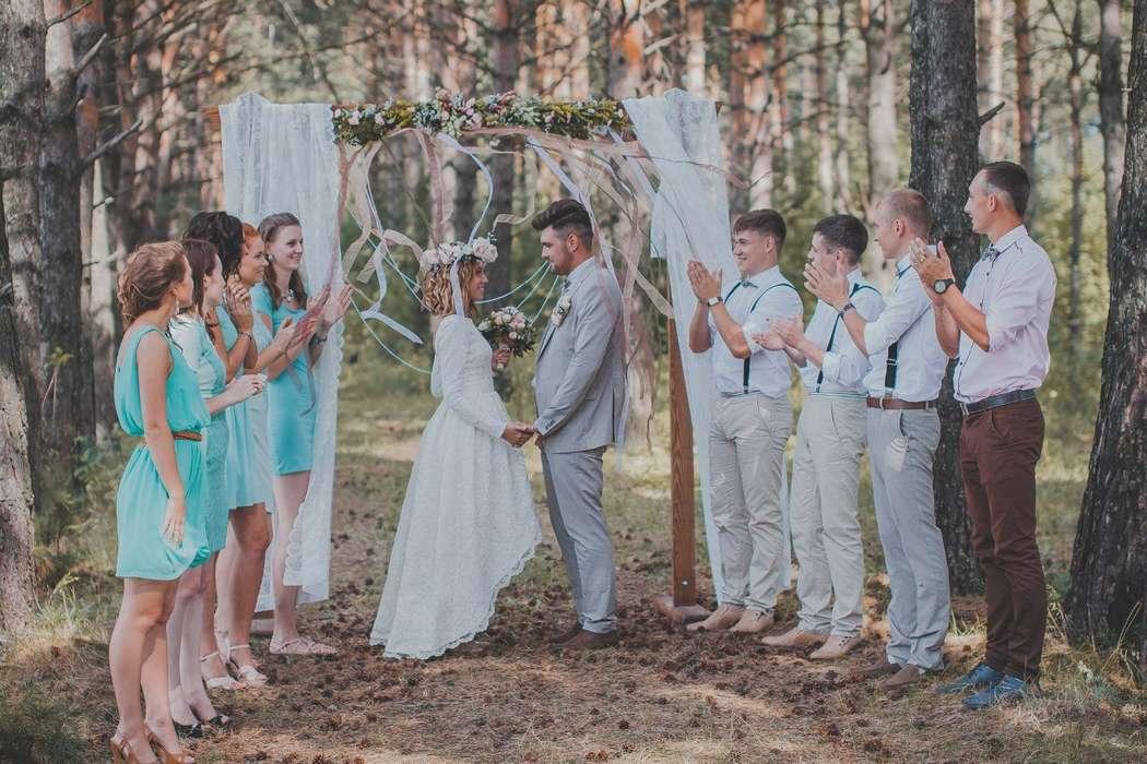 Фото 9448614 в коллекции Стиль свадьбы: РУСТИК - Свадебное агентство Лантан