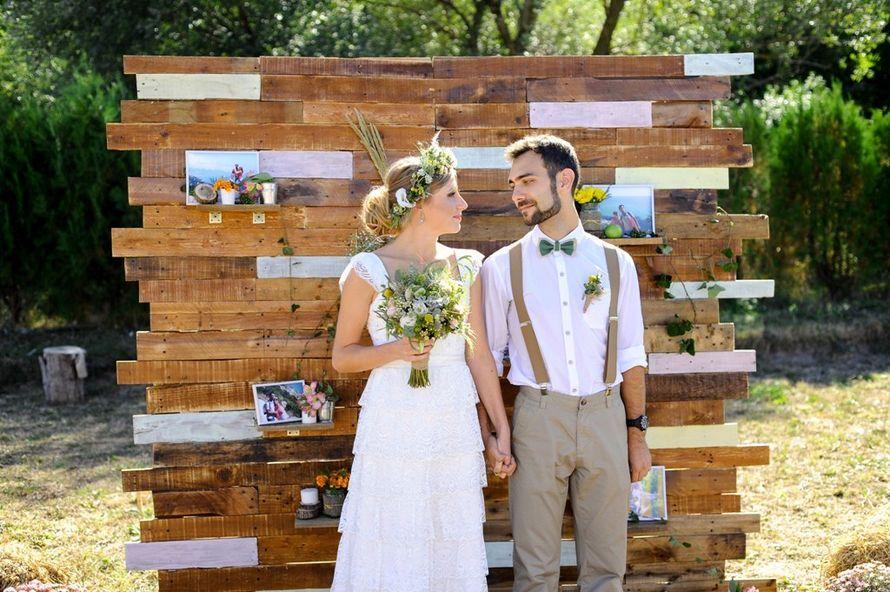 Фото 9448624 в коллекции Стиль свадьбы: РУСТИК - Свадебное агентство Лантан