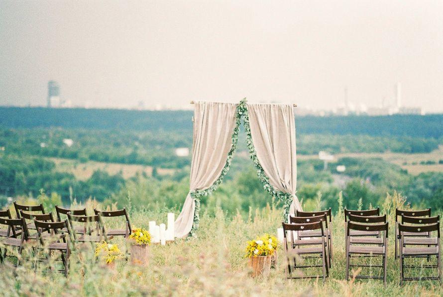 Фото 9448630 в коллекции Стиль свадьбы: РУСТИК - Свадебное агентство Лантан
