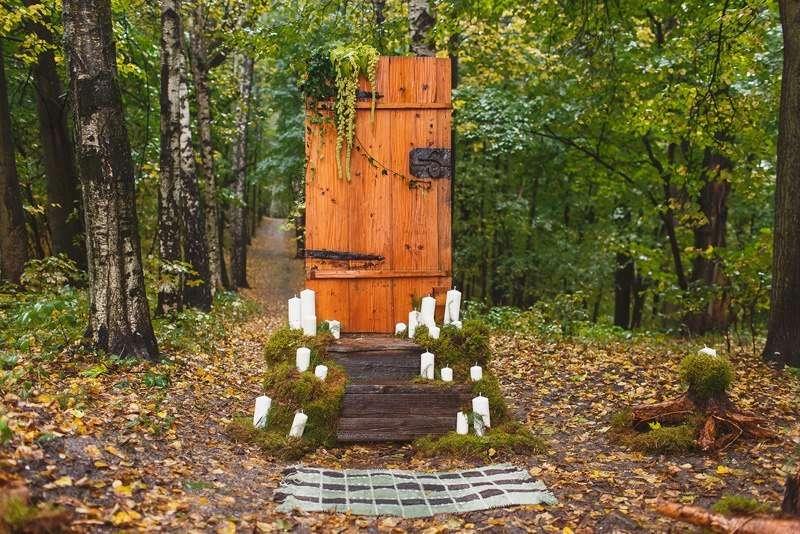 Фото 9448700 в коллекции Стиль свадьбы: РУСТИК - Свадебное агентство Лантан