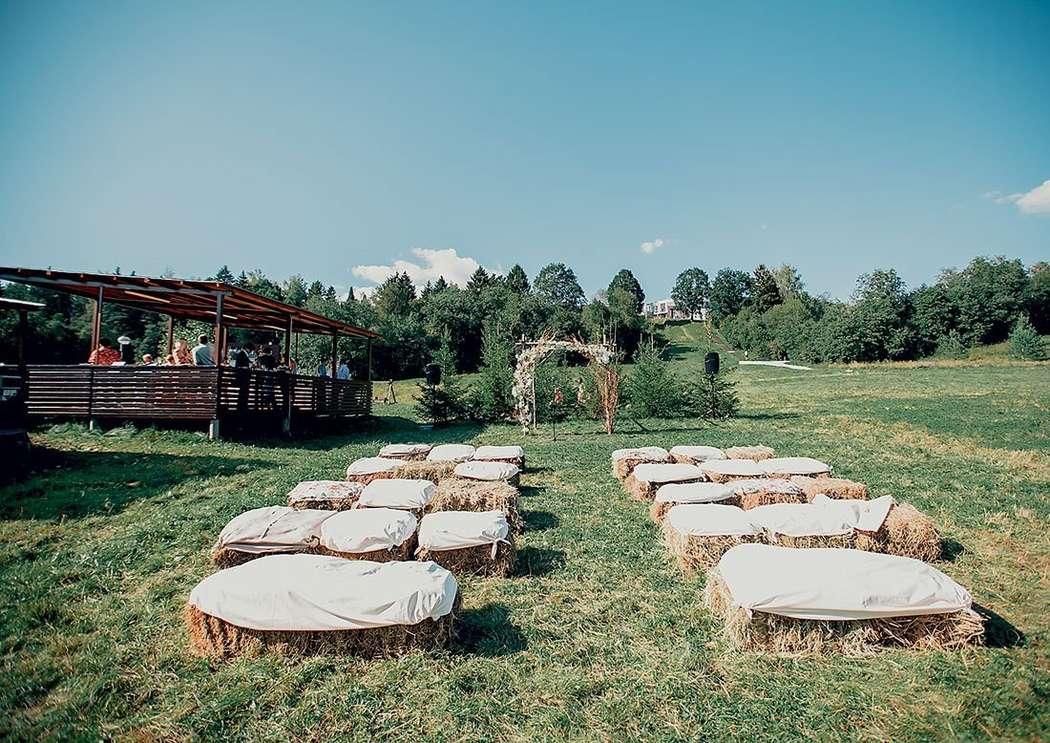 Фото 9448720 в коллекции Стиль свадьбы: РУСТИК - Свадебное агентство Лантан