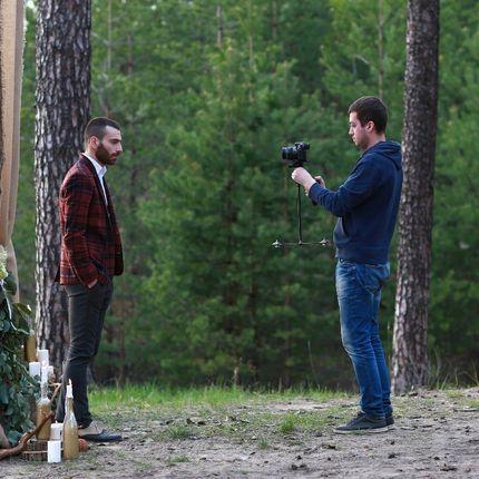Видеосъёмка полного дня 8-15 часов 1 камерная