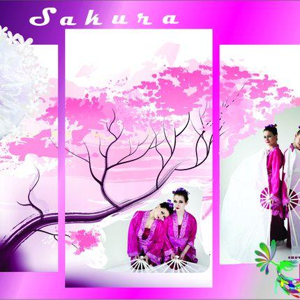 Танец Sakura