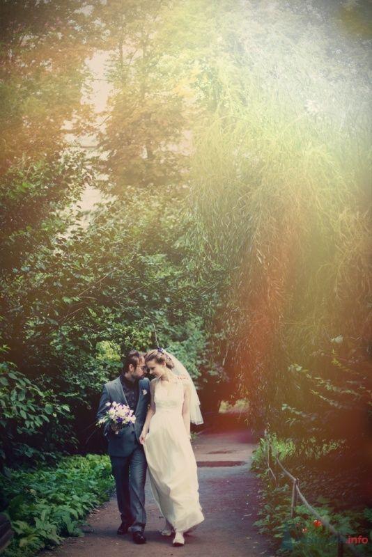 Фото 57886 в коллекции Свадебные фотографии