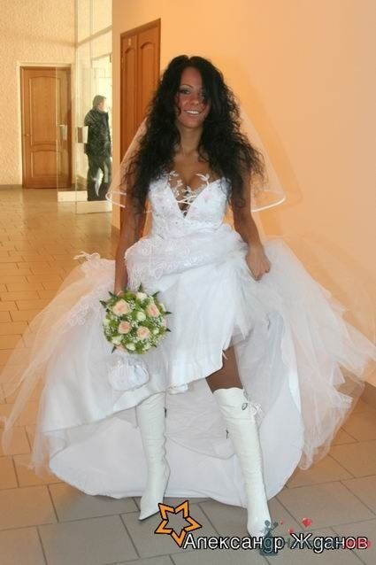 Фото 55920 в коллекции Мои фотографии - Невестушка