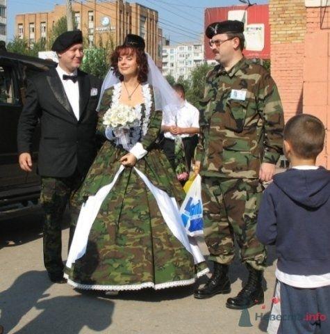 Фото 56111 в коллекции Мои фотографии - Невестушка