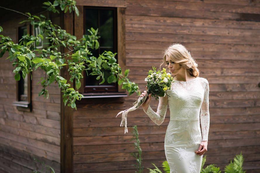 Фото 16928908 в коллекции Рустикальная свадьба - Студия декора Юлии Капраловой