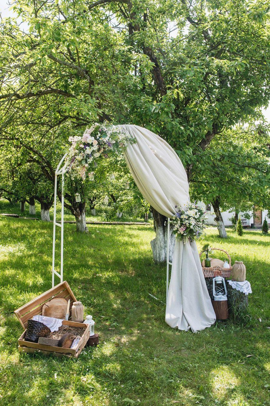 Фото 16928920 в коллекции Рустикальная свадьба - Студия декора Юлии Капраловой