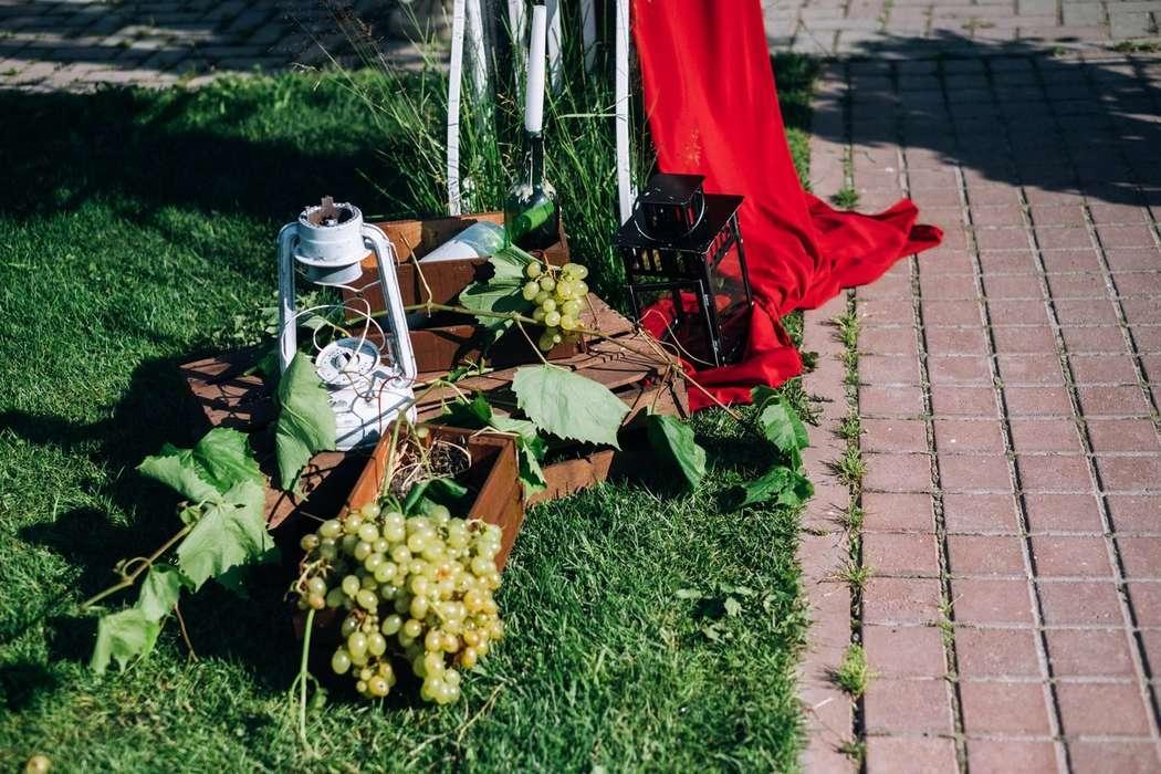 Фото 17272056 в коллекции Винная свадьба Ирины и Дмитрия - Студия декора Юлии Капраловой