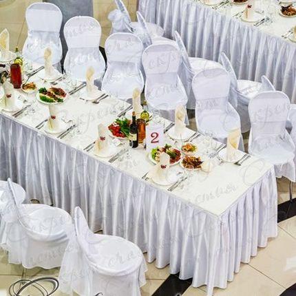 Декор свадебных и банкетных залов