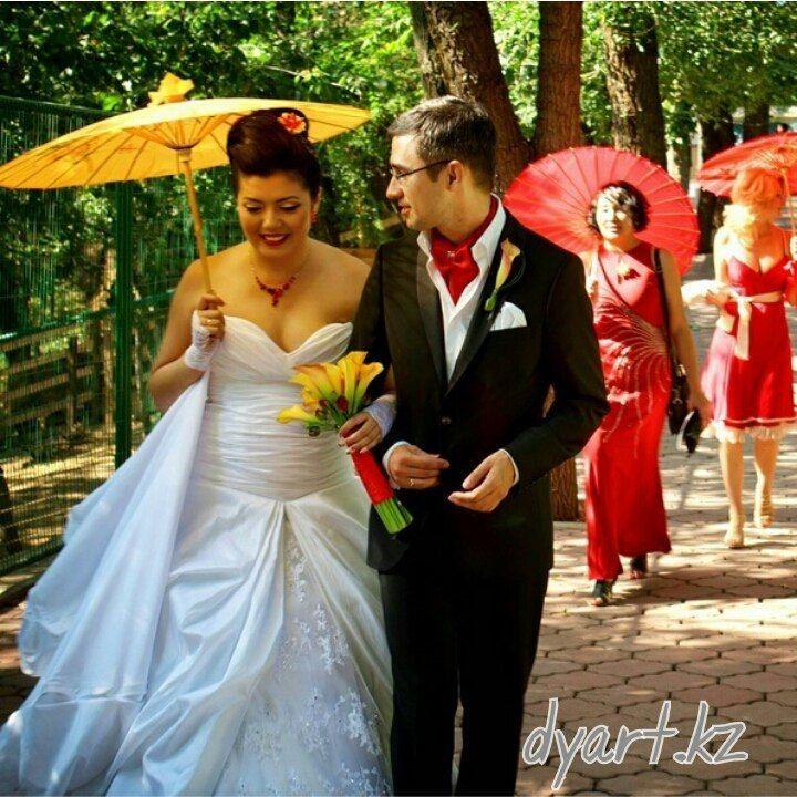 Фото 9604466 в коллекции Букет невесты, свадебный букет, бутоньерка, браслет - DY.Art