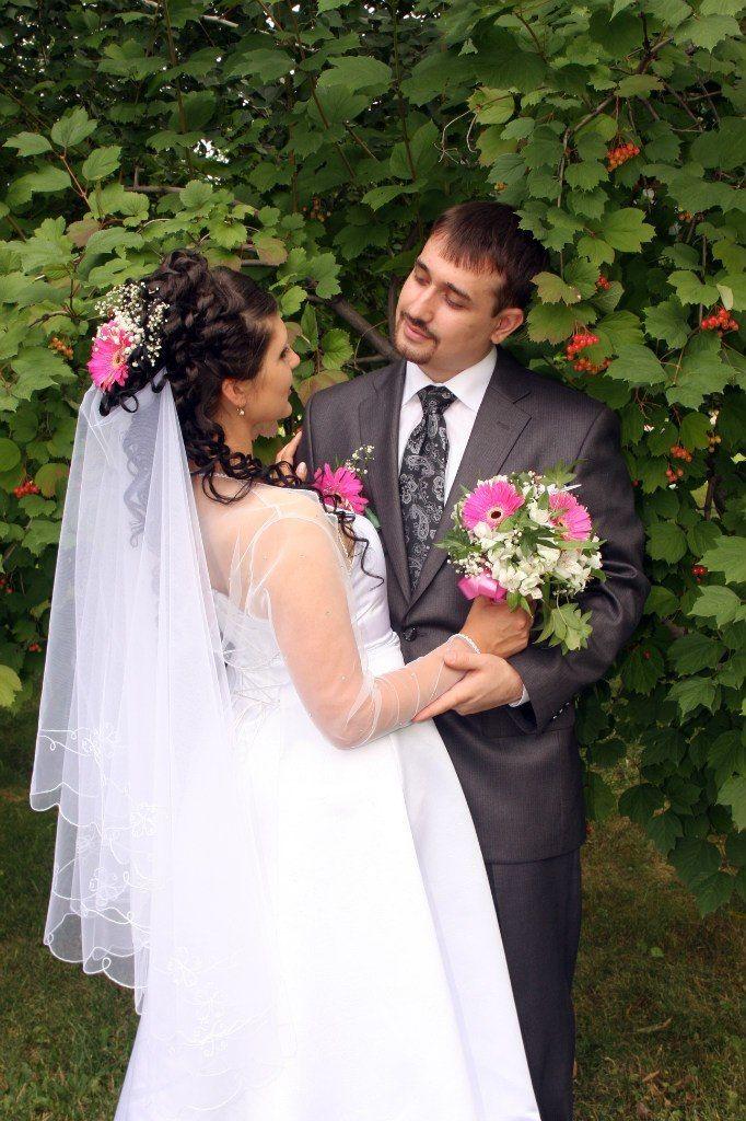 Фото 9604510 в коллекции Букет невесты, свадебный букет, бутоньерка, браслет - DY.Art