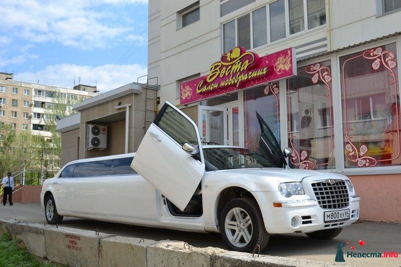 Фото 480782 в коллекции Крайслер 300С - Компания «Олимп-Авто» - прокат авто