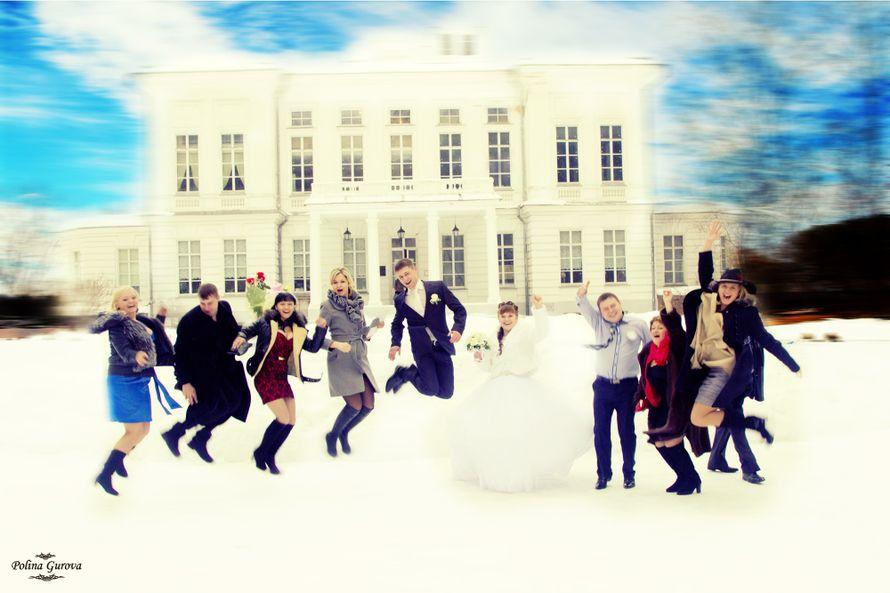 Фото 875865 в коллекции Мои фотографии - Свадебный фотограф Полина Гурова