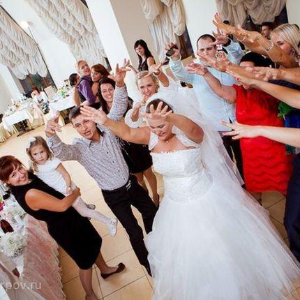 Ведущая на свадьбу, 6,5 часов + Dj и звук + аппаратура