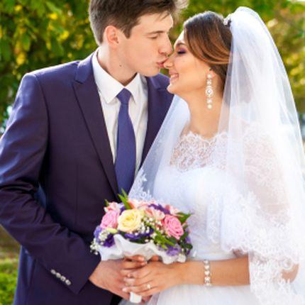 Профессиональная съёмка свадебного торжества