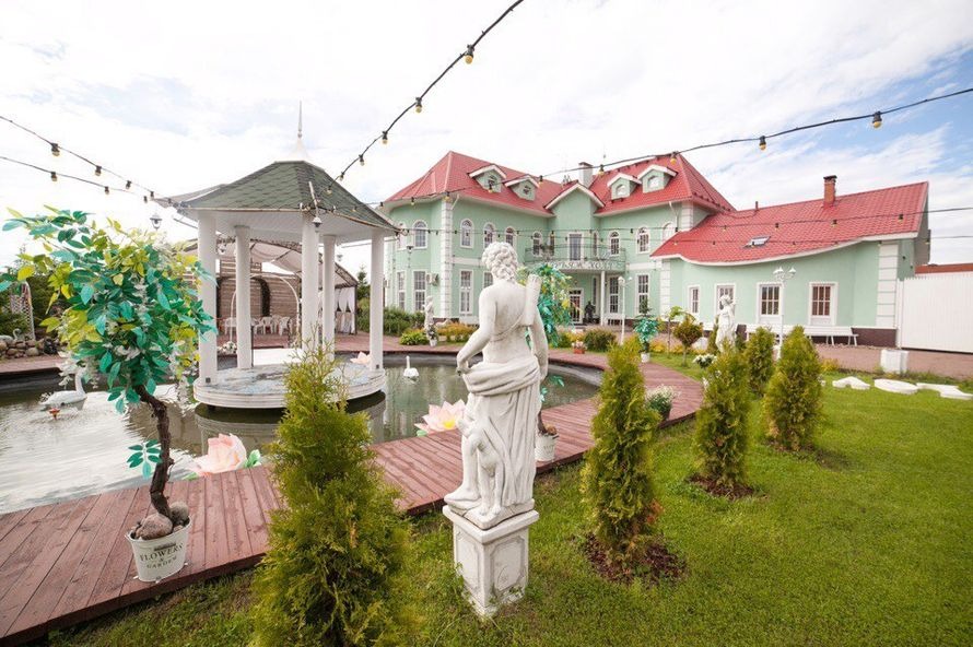Фото 17022024 в коллекции коттедж для свадьбы - Петергоф Лофт - Марьяж Холл Амбар