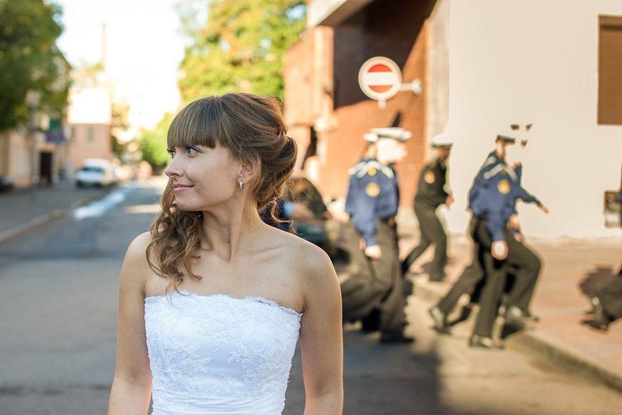 Фото 2012082 в коллекции Мои невесты! Больше фотографий - в моей группе!!! - Визажист-стилист Полина Орлова