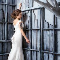photo -  model-bride -  макияж и прическа -