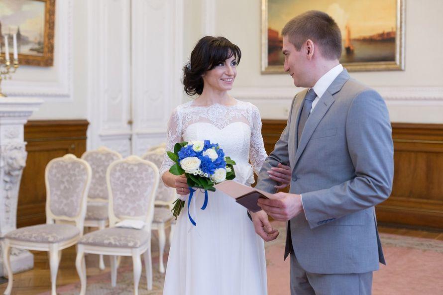 Фото 13370222 в коллекции Мои невесты! Больше фотографий - в моей группе!!! - Визажист-стилист Полина Орлова