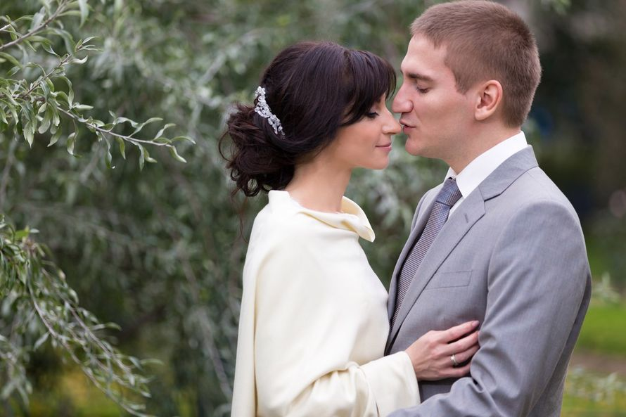 Фото 13370226 в коллекции Мои невесты! Больше фотографий - в моей группе!!! - Визажист-стилист Полина Орлова