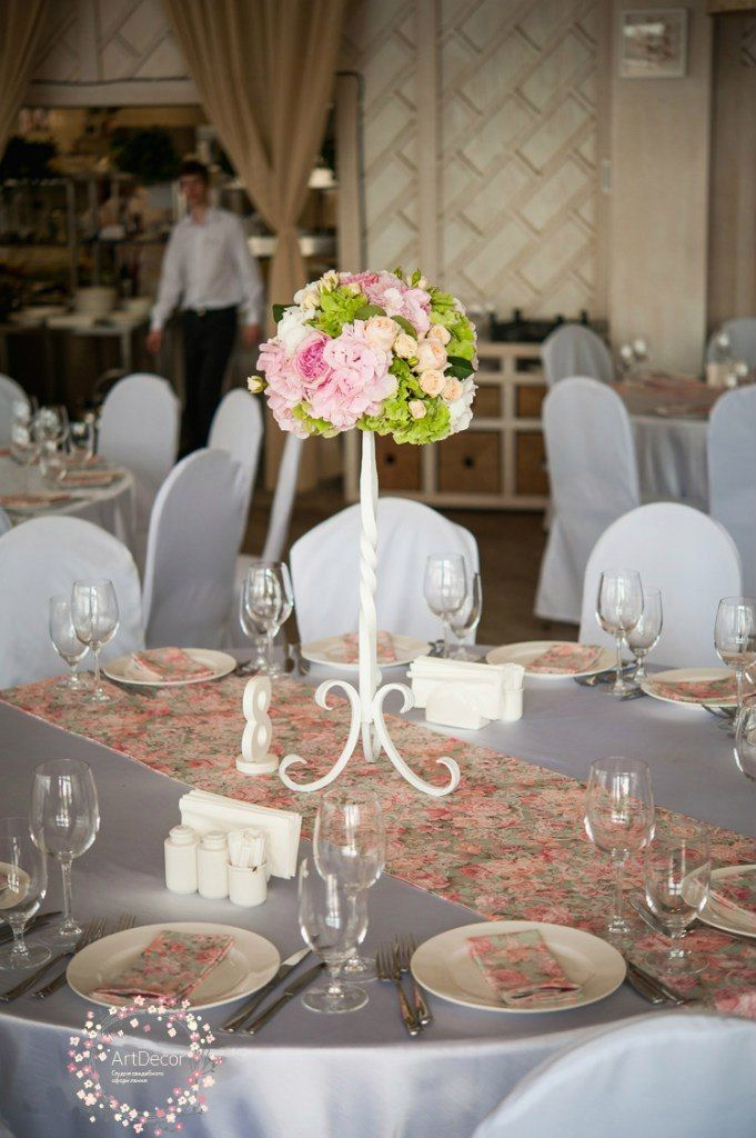 Фото 9856260 в коллекции Нежно розовая свадьба в стиле шебби шик - Студия свадебного оформления ArtDecor