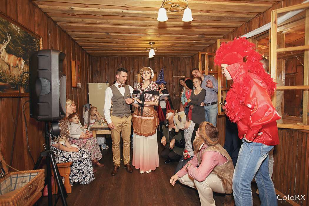 """Фото 11561286 в коллекции Наша свадьба - Семейная мастерская оформления """"Марья кудесница"""""""