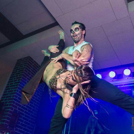 Танцевальные шоу номера