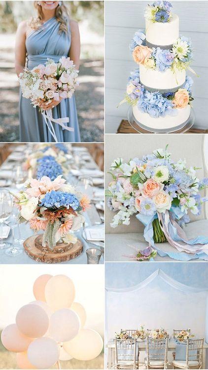 Голубой. Свадьба