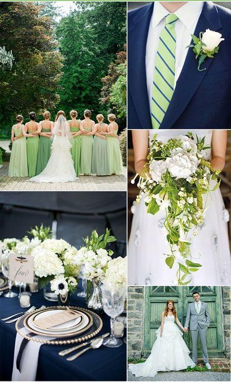 Зеленый. Свадьба