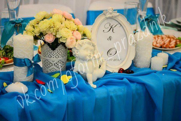 Фото 9971084 в коллекции Портфолио - Оформление свадеб  и других торжеств