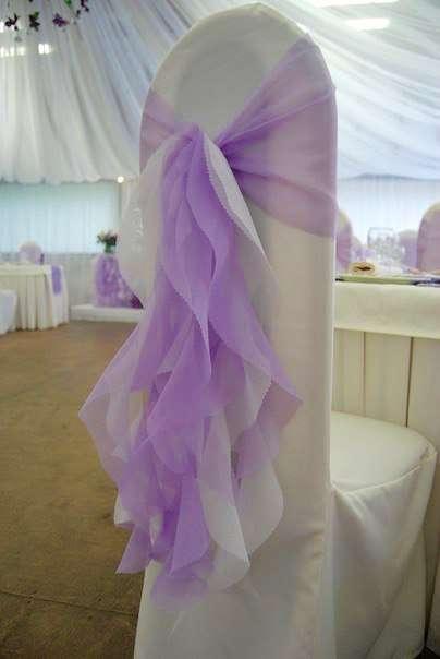 Для драпировки президиума и спинок стульев применена исключительно невесомая ткань, изготовленная и собранная вручную в нежнейший рюш. Фотограф: Алеся Ковальчук  - фото 15723630 Special Event - студия декора