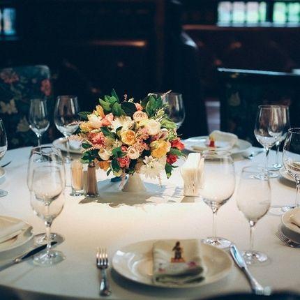 Оформление гостевого стола