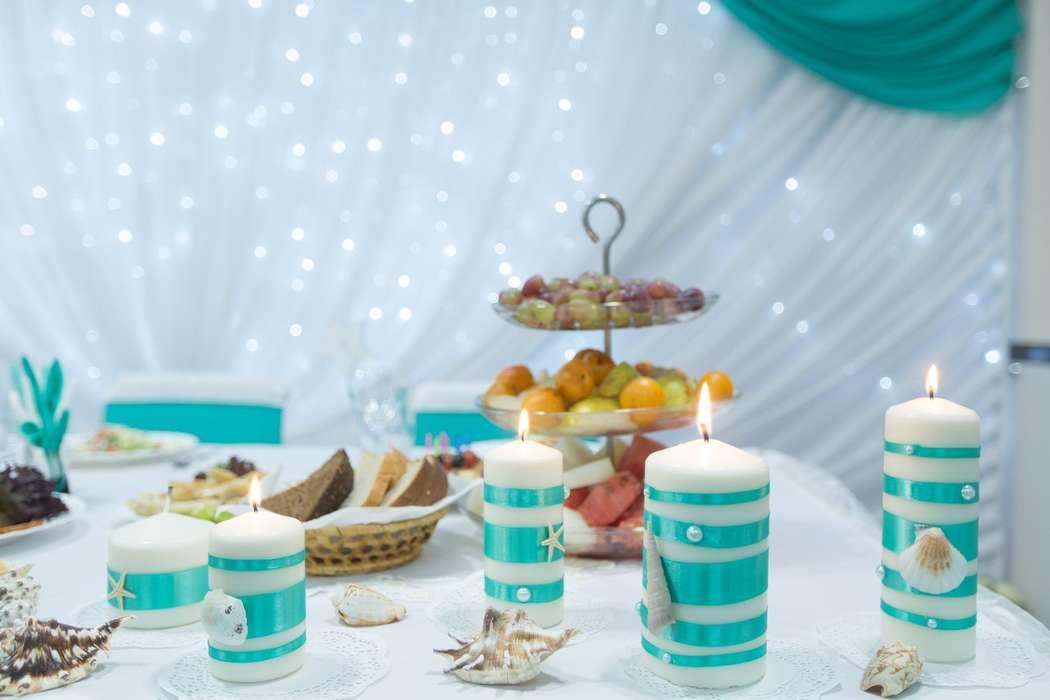 Морская свадьба в бирюзовом цвете - фото 3278181 Мастерская аксессуаров Паутовой Кристины